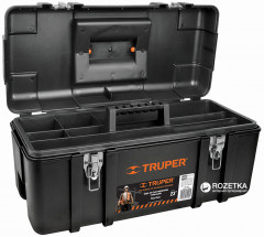 Кейс для инструментов Truper Heavy Duty 580 х 270 х 250 мм 3 кг (CHP-23X)