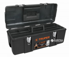 Кейс для инструментов Truper Heavy Duty 660 х 270 х 250 мм 3.3 кг (CHP-26X)