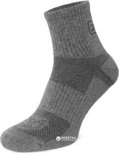 Носки полевые летние P1G-Tac Summer Hiking Sox UA281-51001-F7-SG 39-43 р Stone Grey (2000980425709)