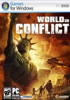 World in Conflict (PC, DVD-box, русская версия)