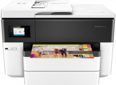 HP OfficeJet Pro 7740 Wide Format (G5J38A) + USB cable