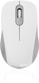Мышь Modecom MC-WM10S Silent Wireless White (M-MC-WM10S-200)