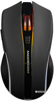 Мышь Modecom MC-WRM1 Wireless Black (M-MC-WRM1-100)