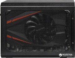 Gigabyte PCI-Ex GeForce GTX 1070 Aorus Gaming Box 8GB GDDR5 (256bit) (1531/8008) (2 x DVI, HDMI, Display Port) (GV-N1070IXEB-8GD)