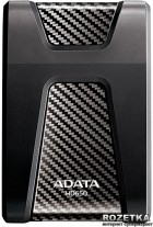 "Жесткий диск ADATA DashDrive Durable HD650 1TB AHD650-1TU3-CBK 2.5"" USB 3.0 External Black - изображение 2"