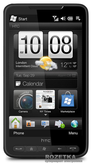 HTC Touch HD2 (T8585) UACRF