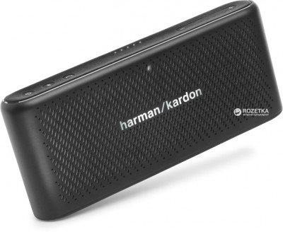 Акустична система Harman-Kardon Traveler Black (HKTRAVELERBLK)