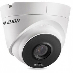 Проводная купольная камера Hikvision Turbo HD DS-2CE56F7T-IT3 (3.6 мм)