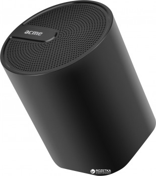 Акустична система Acme SP109 Dynamic Bluetooth Speaker Black (4770070877098)