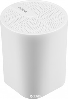 Acme SP109 Dynamic Bluetooth Speaker White (4770070878255)