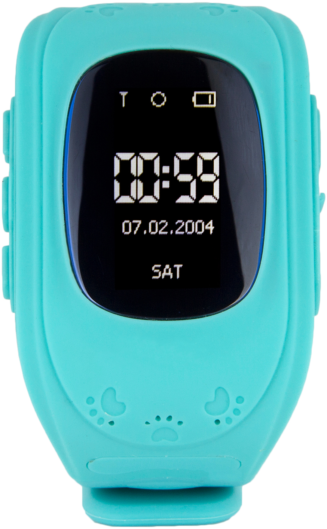 Atrix Smart Watch iQ300 GPS Blue 749064613833b