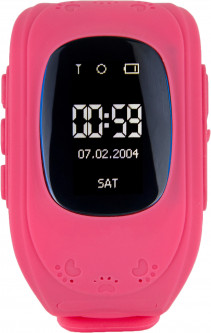 Смарт-часы Atrix Smart Watch iQ300 GPS Pink
