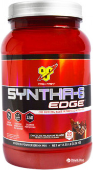 Протеин BSN Syntha-6 Edge 1.06 кг Chocolate Milkshake (834266004430)