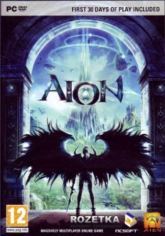 Aion: The Tower of Eternity (PC, DVD-box, английская версия)