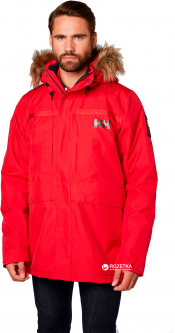 Куртка Helly Hansen Coastal 2 Parka 54408-110 XL Красная (7040055168587)
