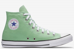 Кеди Converse All Star High 37 (24.0 см) М'ятні
