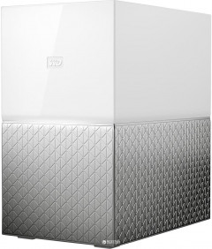 Western Digital My Cloud Home Duo 8TB WDBMUT0080JWT-EESN 3.5 LAN USB 3.0 External