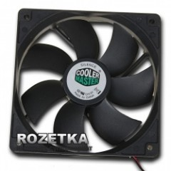 Кулер Cooler Master 120 x 120 mm (NCR-12K1-GP)