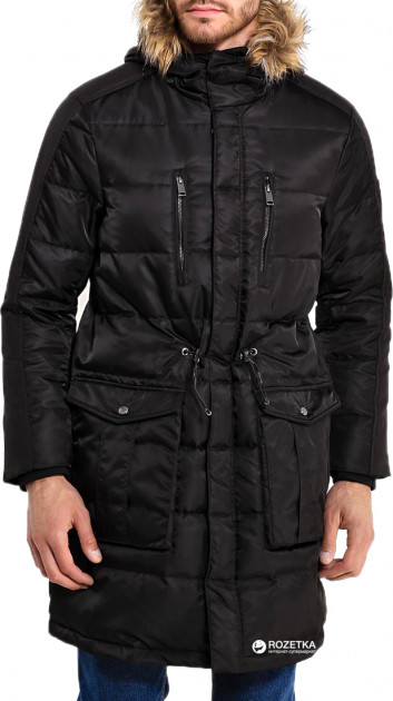 Пуховик Armani Exchange 6YZL06-ZNQ0Z-1200 XL Черный (8051518711935)