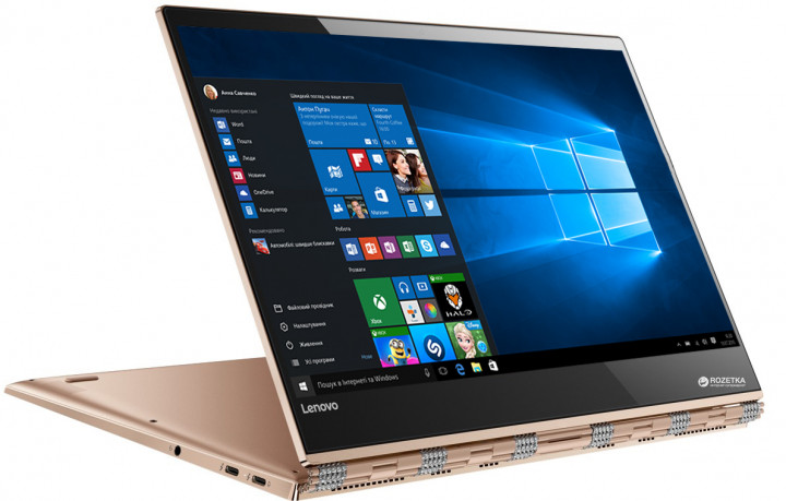 Ноутбук Lenovo Yoga 920-13IKB (80Y700A9RA) Copper