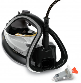 Праска Tefal TurboPro Anti-calc FV5655 + Textyle Protector