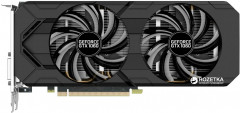 Gainward PCI-Ex GeForce GTX 1060 3GB GDDR5 (192bit) (1506/8000) (DVI, HDMI, 3 x DisplayPort) (426018336-3798)