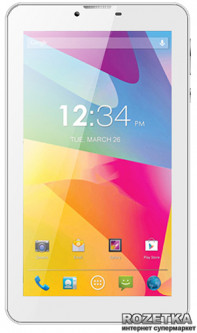 Планшет Bravis NB751 3G IPS White (359175061116874) - Уценка