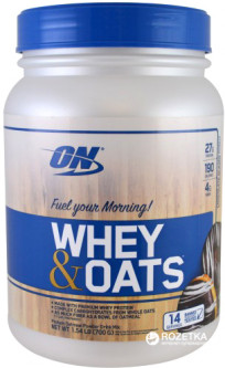 Протеин Optimum Nutrition Whey&Oats 700 г Blueberry Muffin (748927056679)