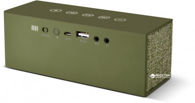 Акустична система Fresh 'N Rebel Rockbox Brick Fabriq Edition Army (1RB3000AR)