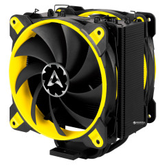Кулер ARCTIC Freezer 33 eSports Edition Yellow (ACFRE00034A)
