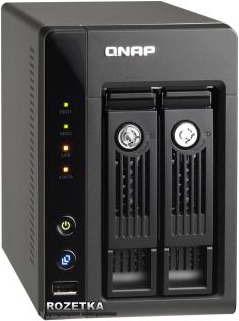 Qnap TS-239 Pro II Turbo NAS Drivers for Windows 10