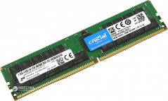 Память Crucial DDR4-2666 32764MB PC4-21300 ECC Registered (CT32G4RFD4266)
