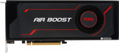 MSI PCI-Ex Radeon RX Vega 64 Air Boost OC 8192MB HBM2 (2048-bit) (1272/945) (3 x DisplayPort, HDMI) (RX Vega 64 Air Boost 8G OC)