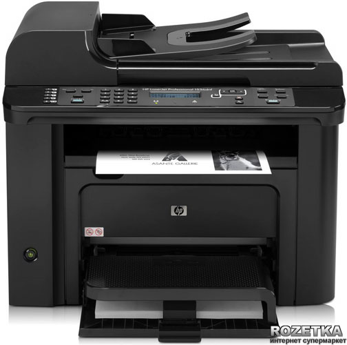 HP LJ 1536DNF MFP DRIVERS WINDOWS 7
