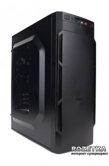 Корпус Zalman ZM-T1 Plus Black
