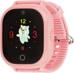 Atrix Smart watch iQ800W Cam Touch GPS Pink