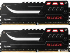 Оперативная память Apacer DDR4-2800 32768MB PC4-22400 (Kit of 2x16384) Blade (EK.32GAW.GFBK2)