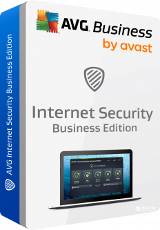 Антивирус AVG Internet Security Business Edition для 90 ПК на 1 год (ise.90.4.0.12)