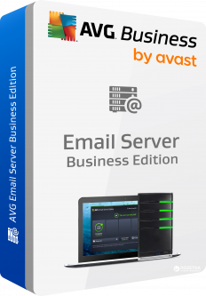 Антивирус AVG Email Server Edition для 90 ПК на 2 года (msb.90.4.0.24)