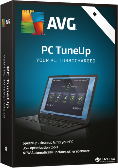 AVG PC TuneUp Business Edition для 25 ПК на 1 год (tub.25.4.0.12)