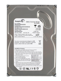 Жесткий диск Seagate HD 160GB 7200rpm 2MB ST3160212ACE 3.5 IDE Refurbished