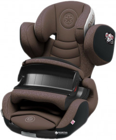 Автокресло Kiddy Phoenixfix 3 Nougat Brown (41543PF039)