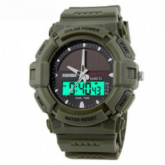 Часы Skmei 1050 Army Green BOX (1050BOXAG)
