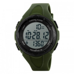 Часы Skmei 1108 Army Green BOX (1108BOXAG)