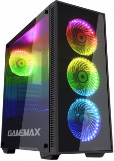 Корпус GameMax Draco Black