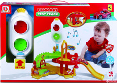 Игровой набор Bb Junior Ferrari Test Track (16-88801)