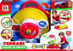 Игровой набор Bb Junior Ferrari Dash 'N Drive (16-88803)