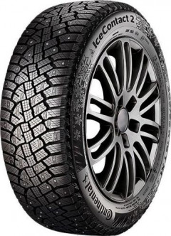 CONTINENTAL ICECONTACT 2 255/45 R20 105T XL
