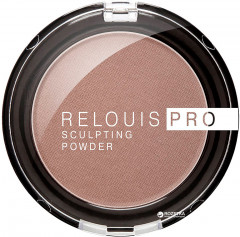 Пудра-скульптор Relouis Pro sculpting powder тон 01 Universal (4810438019699)