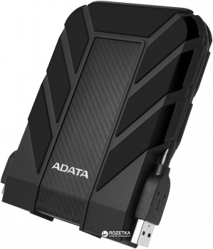 "Жорсткий диск ADATA DashDrive Durable HD710 Pro 5TB AHD710P-5TU31-CBK 2.5"" USB 3.1 External Black"